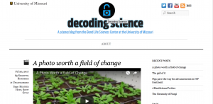 Decoding Science features Angelovici lab